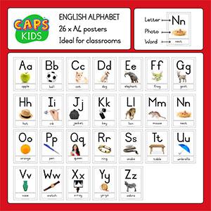 BONUS - Alphabet